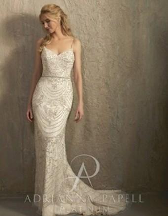 Adrianna Papell Platinum Style #31035