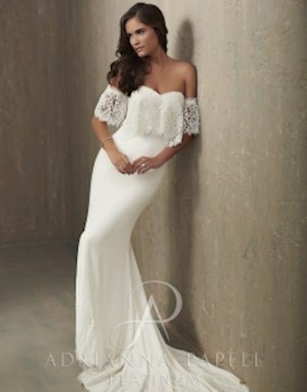 Adrianna Papell Platinum Style #31038