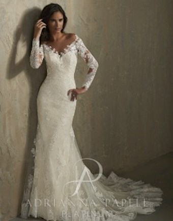 Adrianna Papell Platinum Style #31046