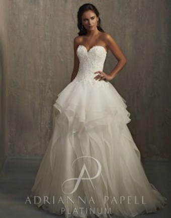 Adrianna Papell Platinum 31049