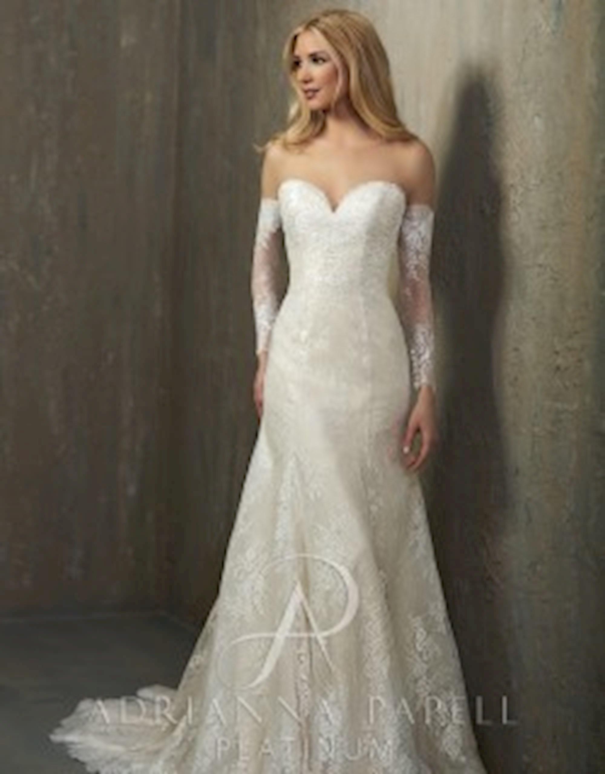 Adrianna Papell Platinum Wedding Dresses | Regiss in Kentucky - 31057
