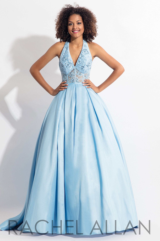 Rachel Allan L1102 Dress | Dresses, White dresses