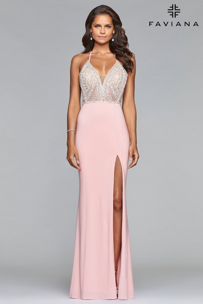 Shop Faviana dresses at Z Couture in Austin, Texas. - S10060