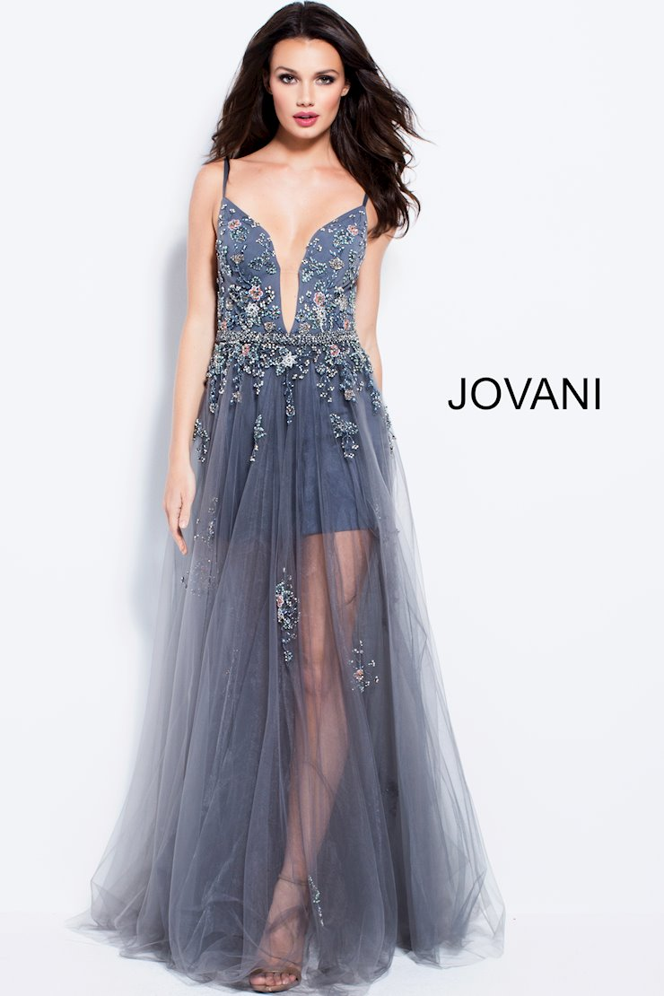 Black Jovani Prom Dresses 2016
