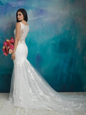 Allure Bridals Style #9503