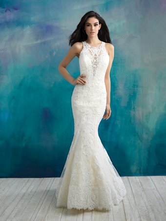 Allure Bridals 9504