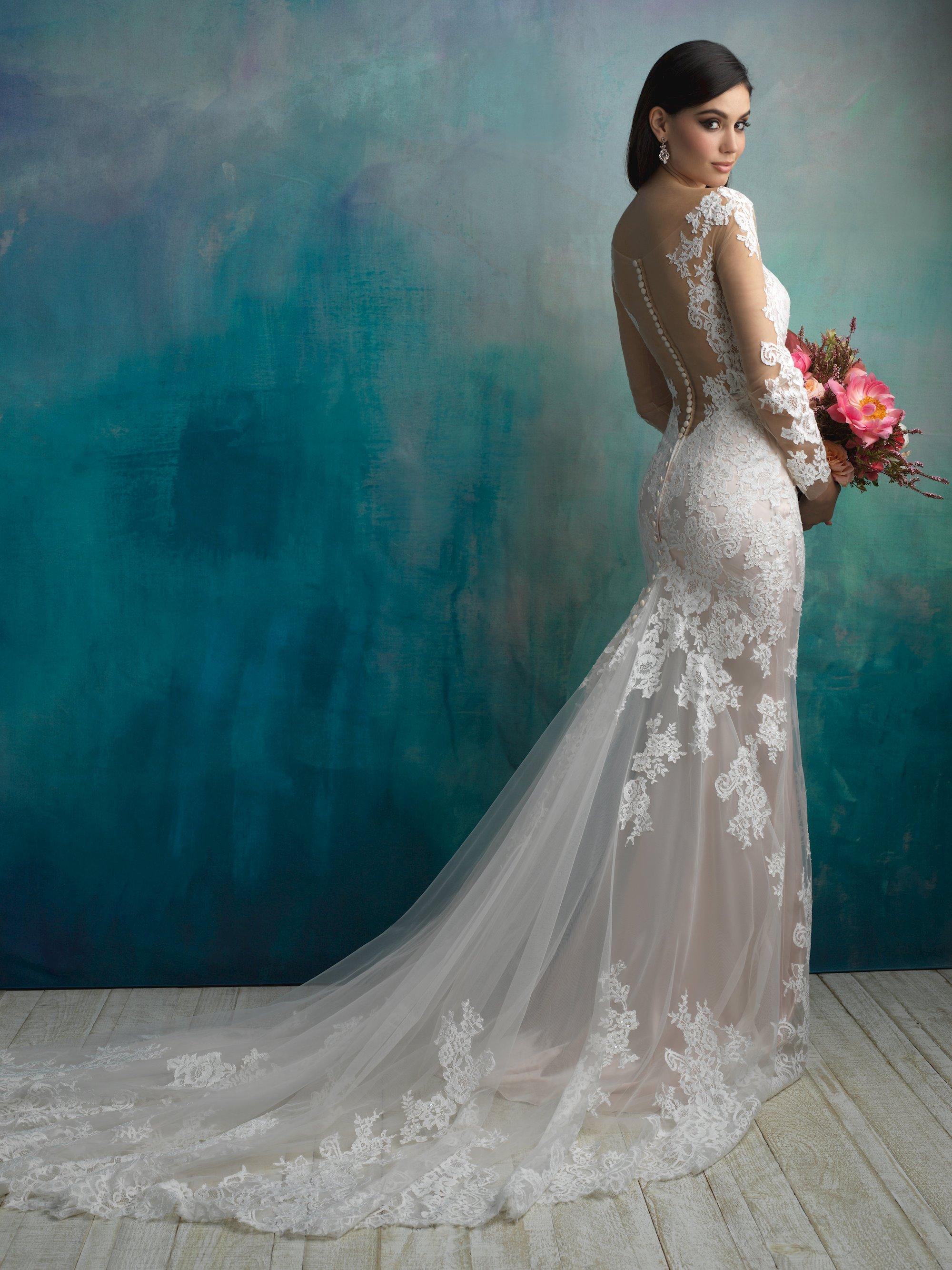 Allure Bridal 2018 Wedding Dresses | Regiss in Kentucky - 9506