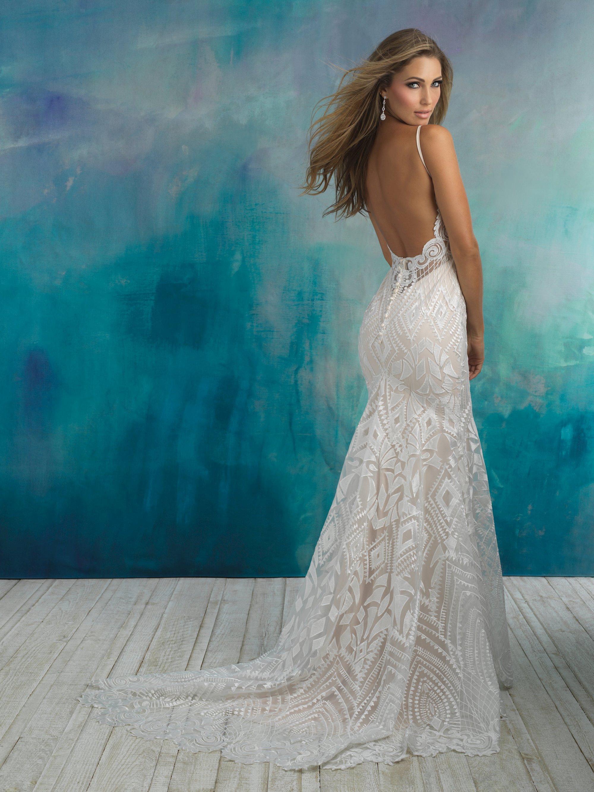Allure Bridal 2018 Wedding Dresses | Regiss in Kentucky - 9508