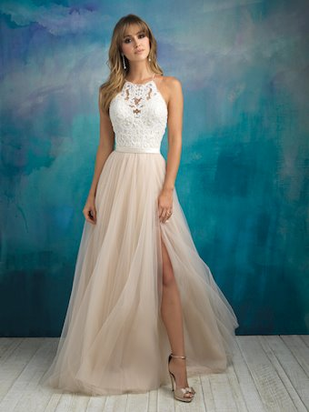 Allure Bridals Style #9509