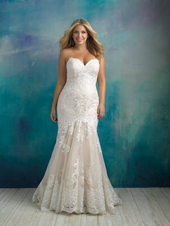 Allure Bridal W410