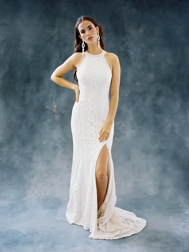 Allure Wilderly Bride S-F114-Adele