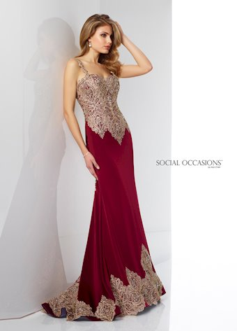 Social Occasions by Mon Cheri 217831