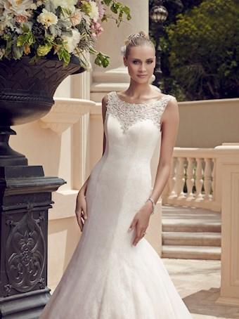 Casablanca Bridal Style #2185