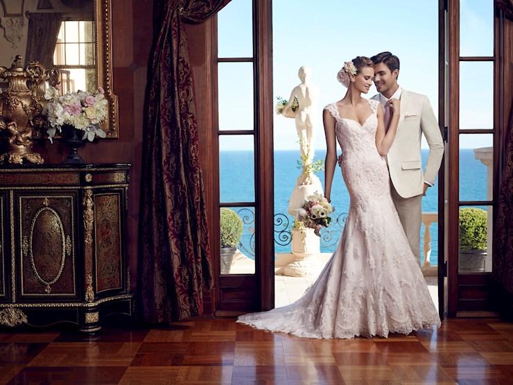 Casablanca Bridal Style #2195  Image