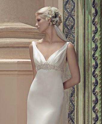 Casablanca Bridal 1556 - Size 10