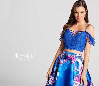 Ellie Wilde Prom Dresses EW118003