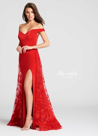 Ellie Wilde Prom Dresses EW118023