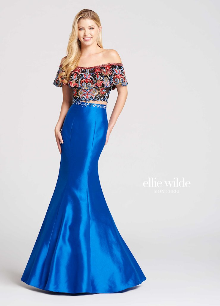 Ellie Wilde Prom Dresses EW118025