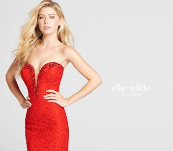 Ellie Wilde Style #EW118036