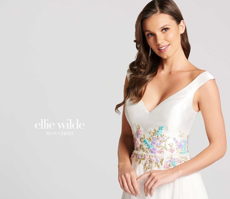 Ellie Wilde Style #EW118045