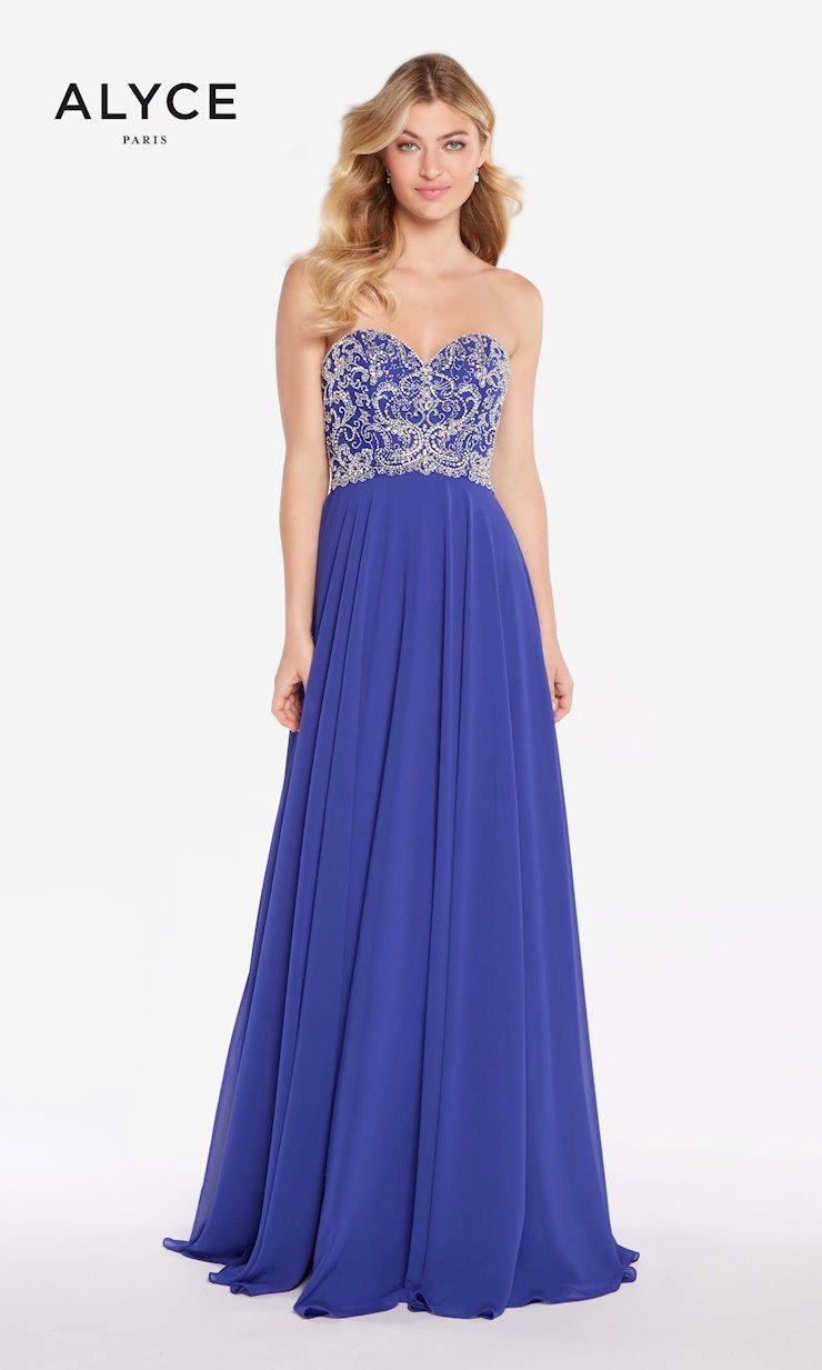 Alyce Paris Prom Dresses 60045