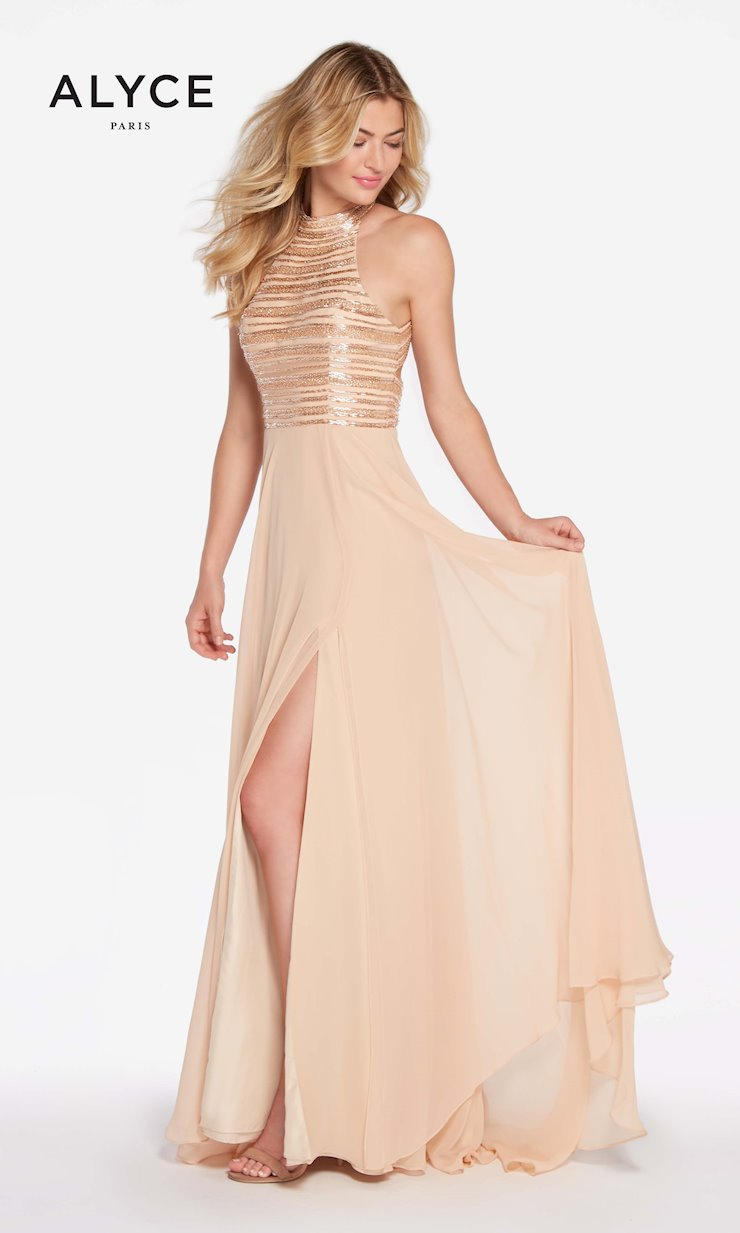 Alyce Paris Prom Dresses 60146