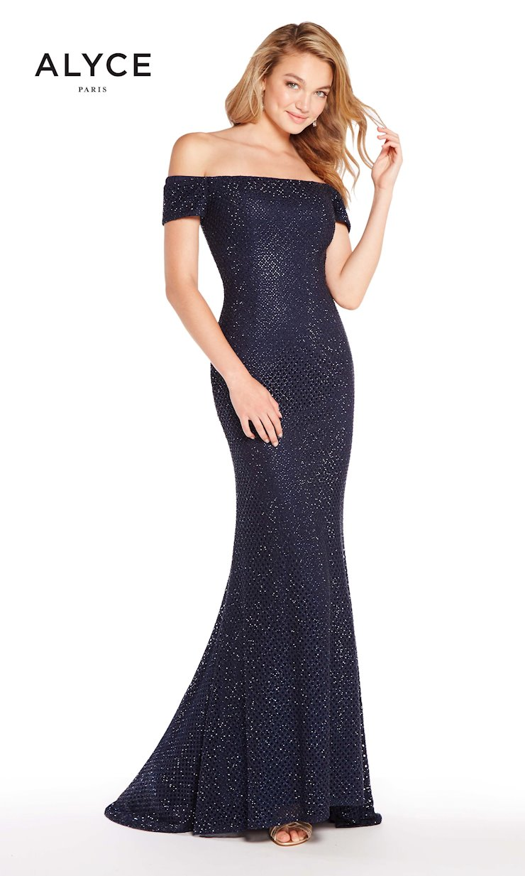 Alyce Paris Prom Dresses 60157