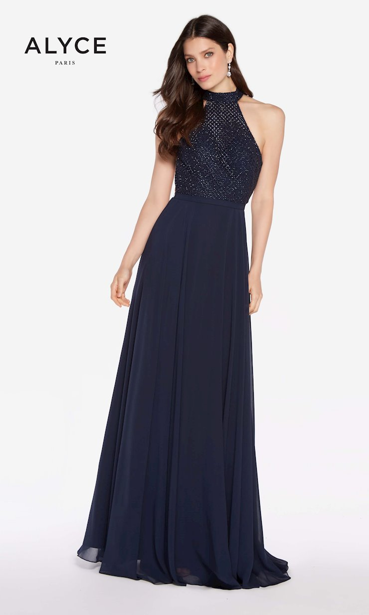 Alyce Paris Prom Dresses 60160