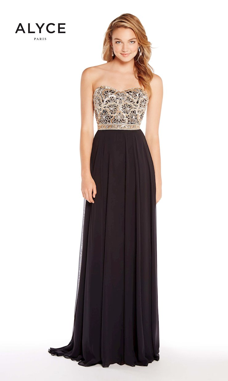 Alyce Paris Prom Dresses 60191