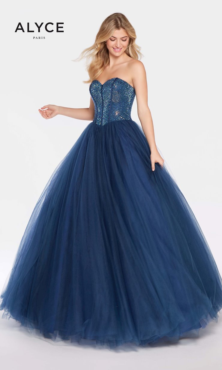 Alyce Paris Prom Dresses 60204