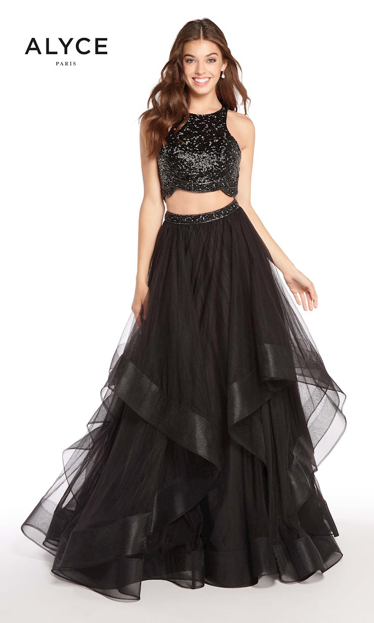 Alyce Paris Prom Dresses 60207