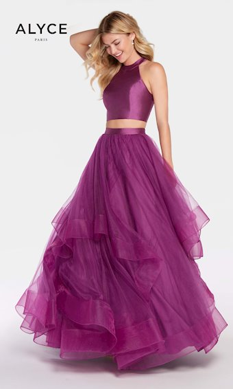 Alyce Paris Prom Dresses 60210