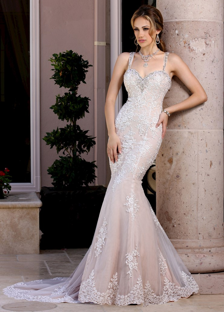 Davinci Bridal Style #50353  Image