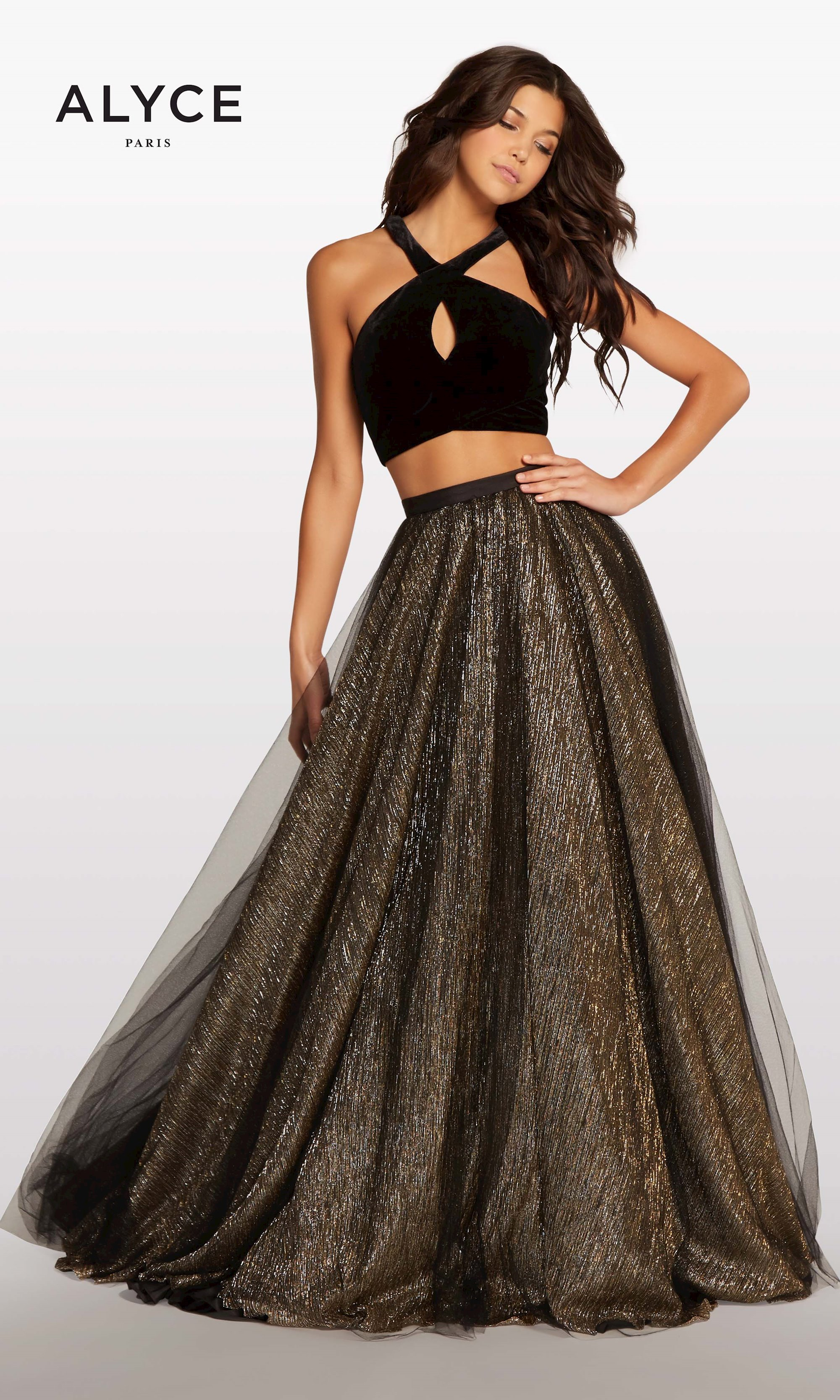 Alyce Paris Kalani Spring 2018 Prom Dresses | Regiss in KY - KP103