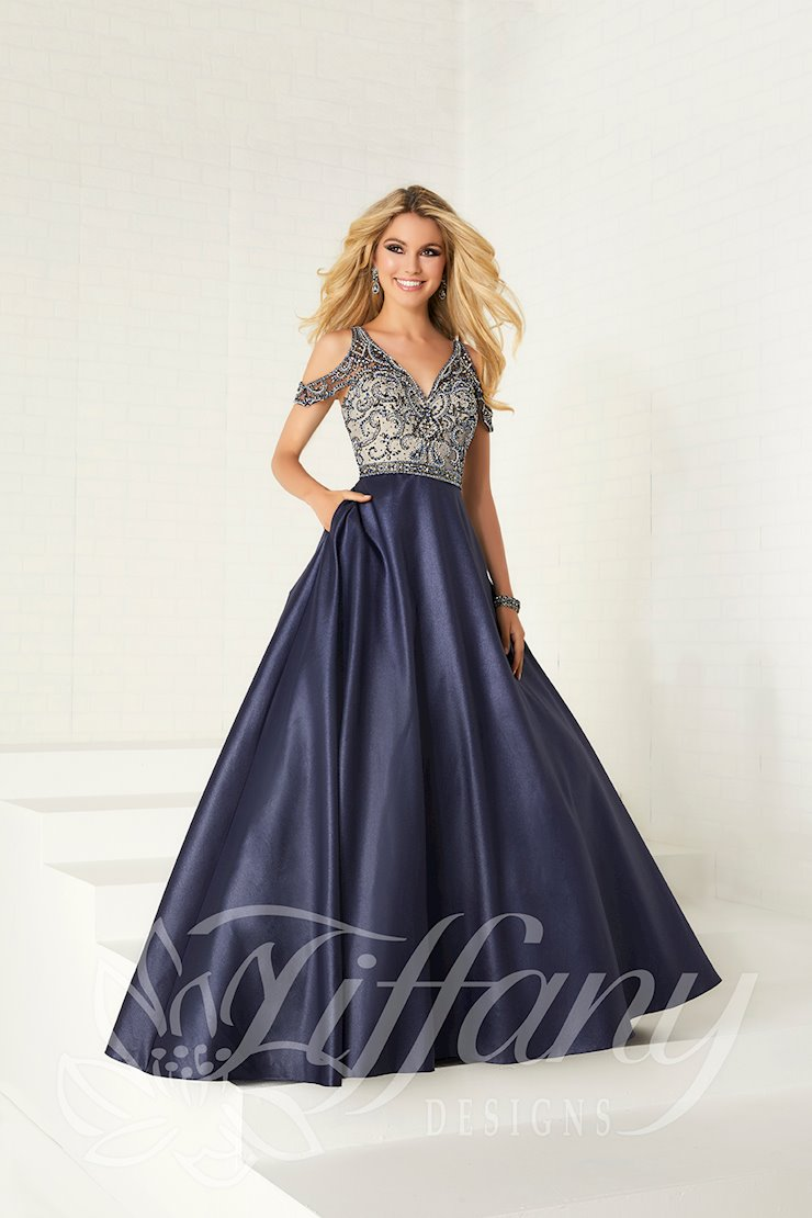7b8591675258 Tiffany Designs Dresses and Gowns
