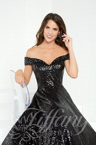 02e4b9e25f3d Tiffany Designs - 16303 Prom Dresses and Gowns