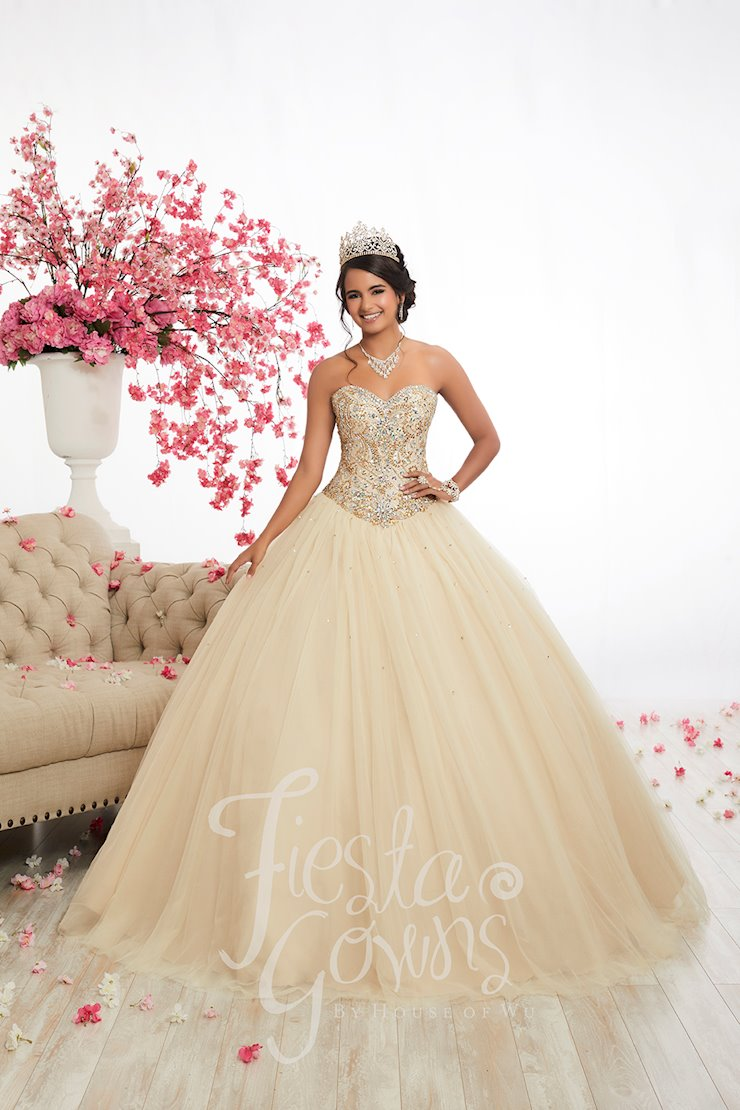 Fiesta Gowns 56281
