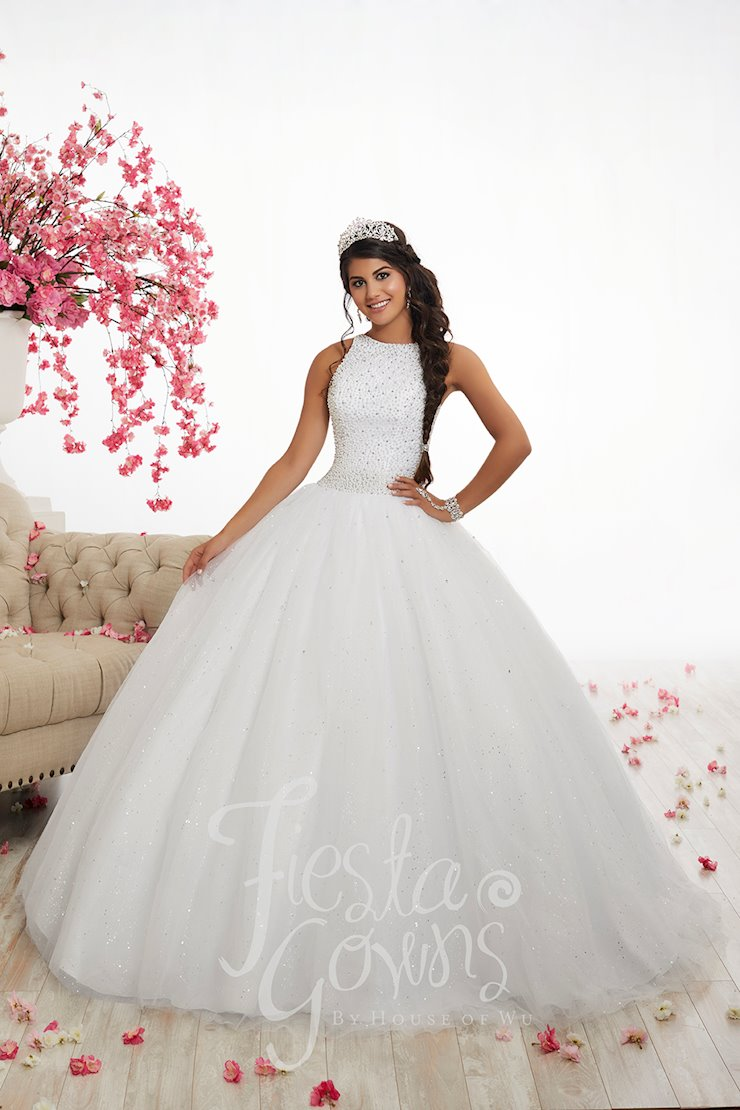 Fiesta Gowns 56318