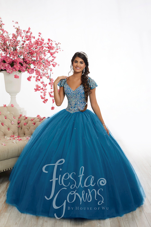 Fiesta Gowns - 56335 | Regiss