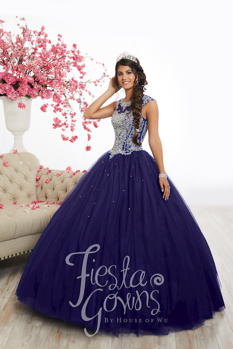 Fiesta Gowns 56338