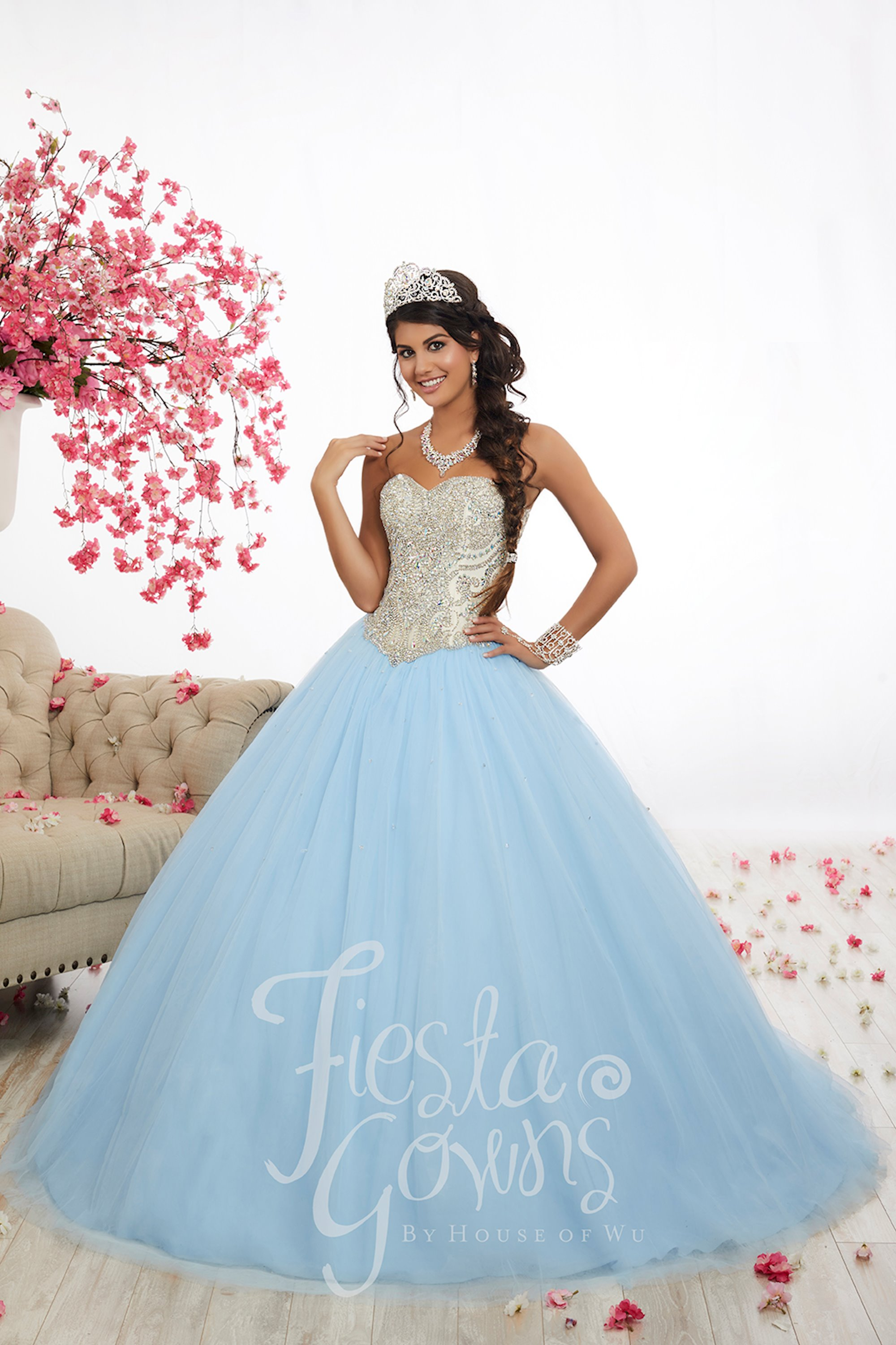 Fiesta Gowns - 56339 | The Ultimate