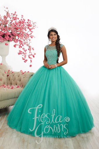 Fiesta Gowns 56340