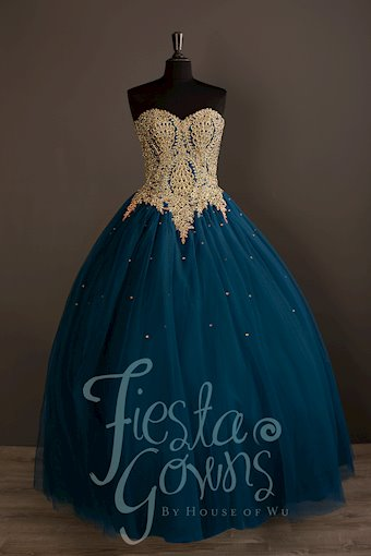 Fiesta by House of Wu Style No. 56341