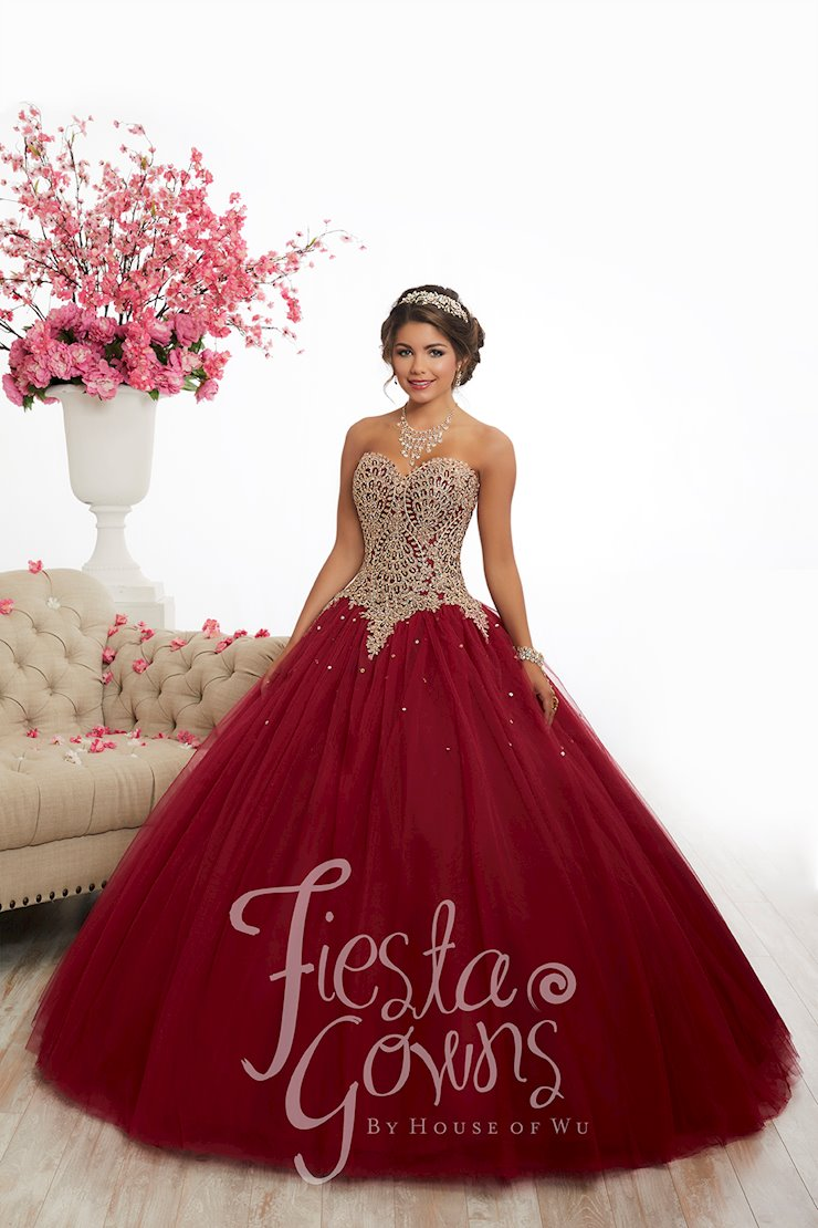 Fiesta Gowns 56341