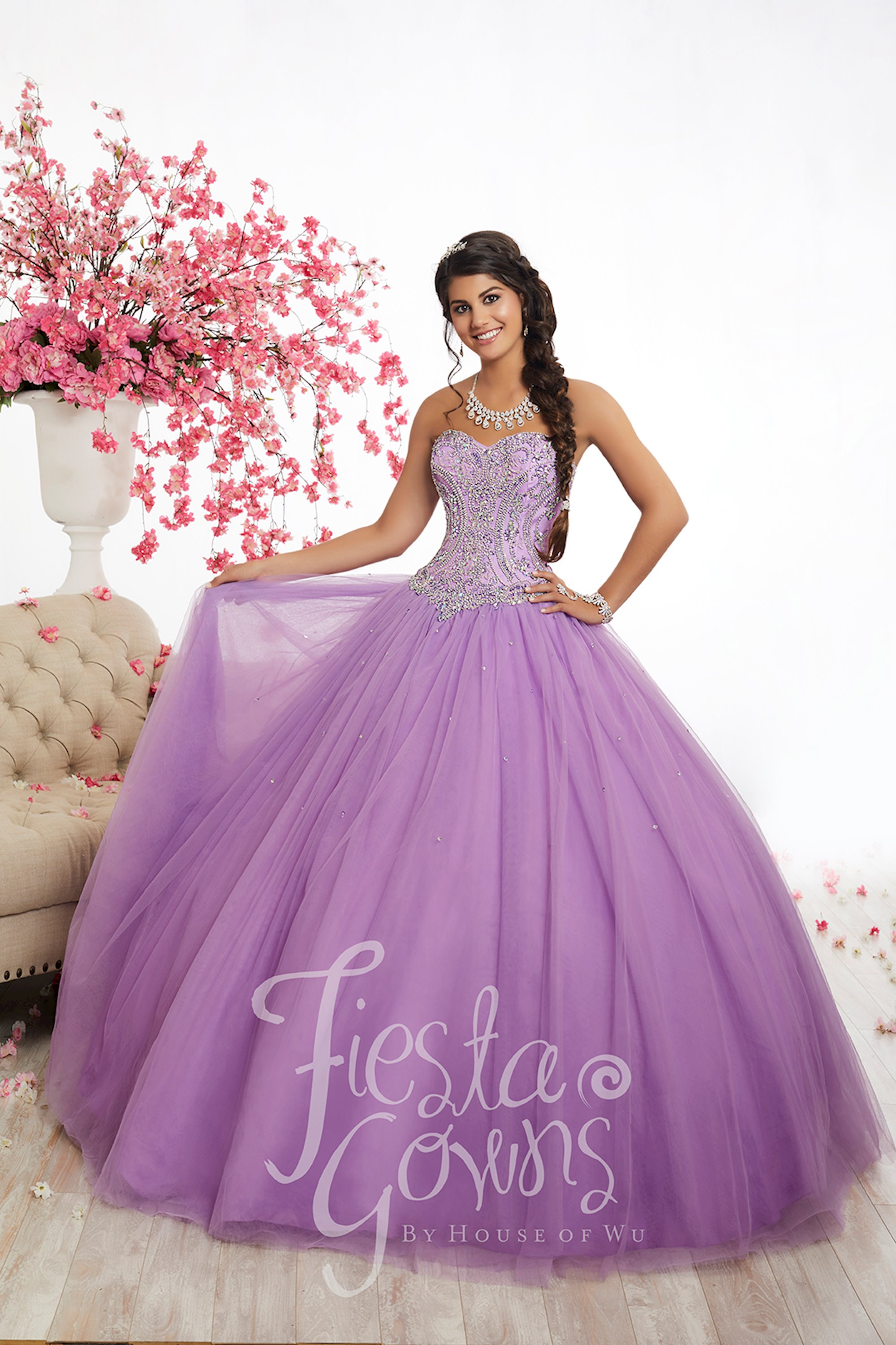 29943c9588d4e Fiesta Gowns - 56343 | The Ultimate