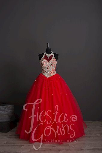 Fiesta Gowns Style 56345