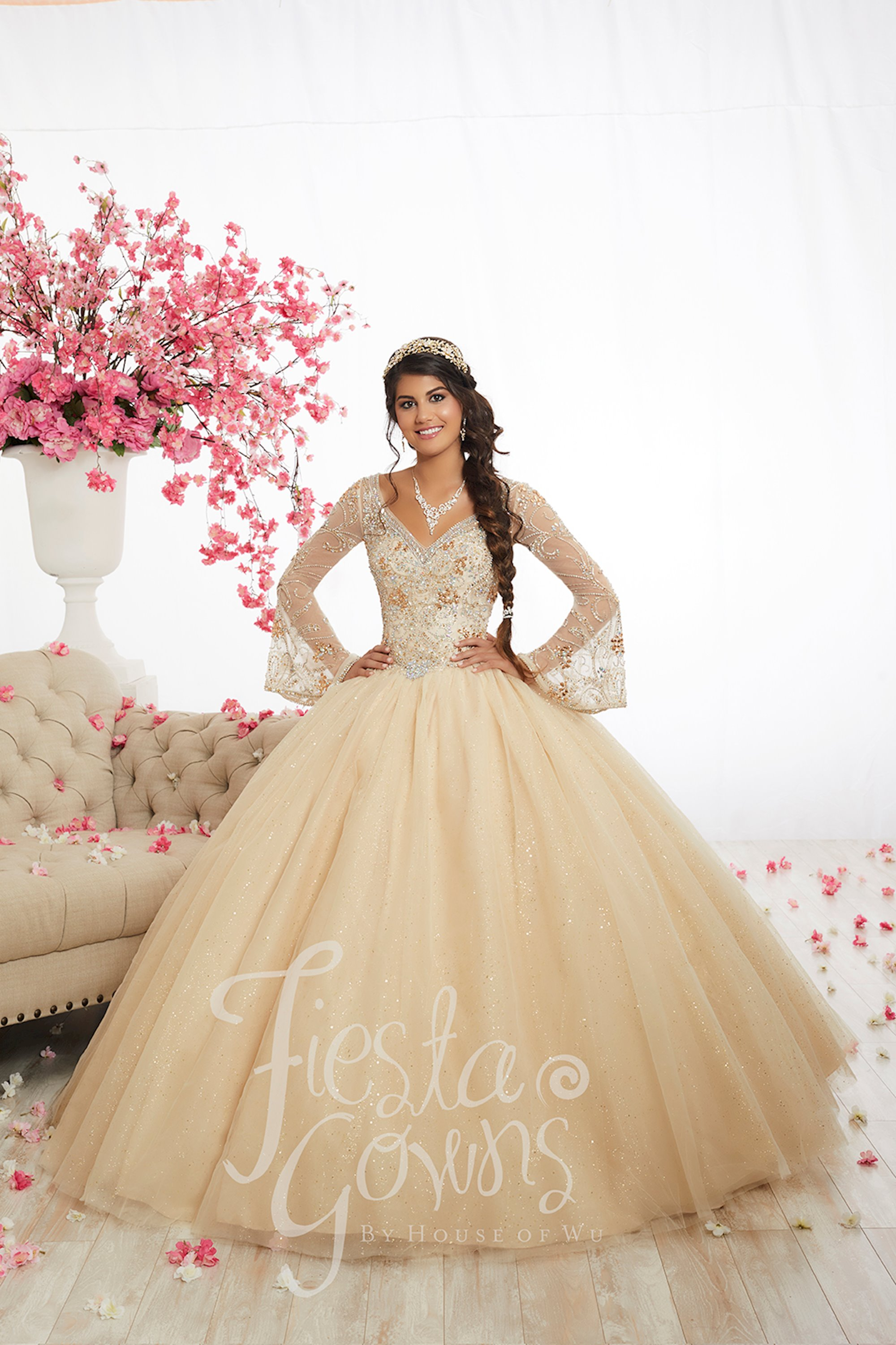 Fiesta Gowns - 56346 | The Ultimate