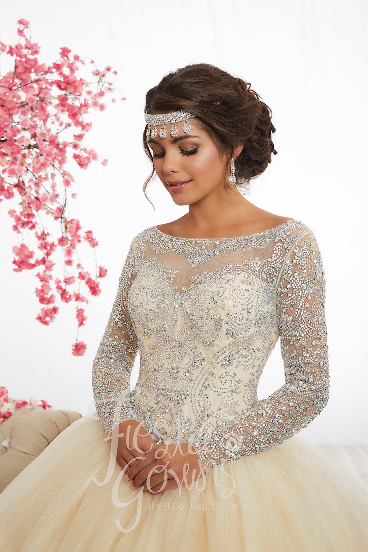 Fiesta Gowns - 56347 | Regiss