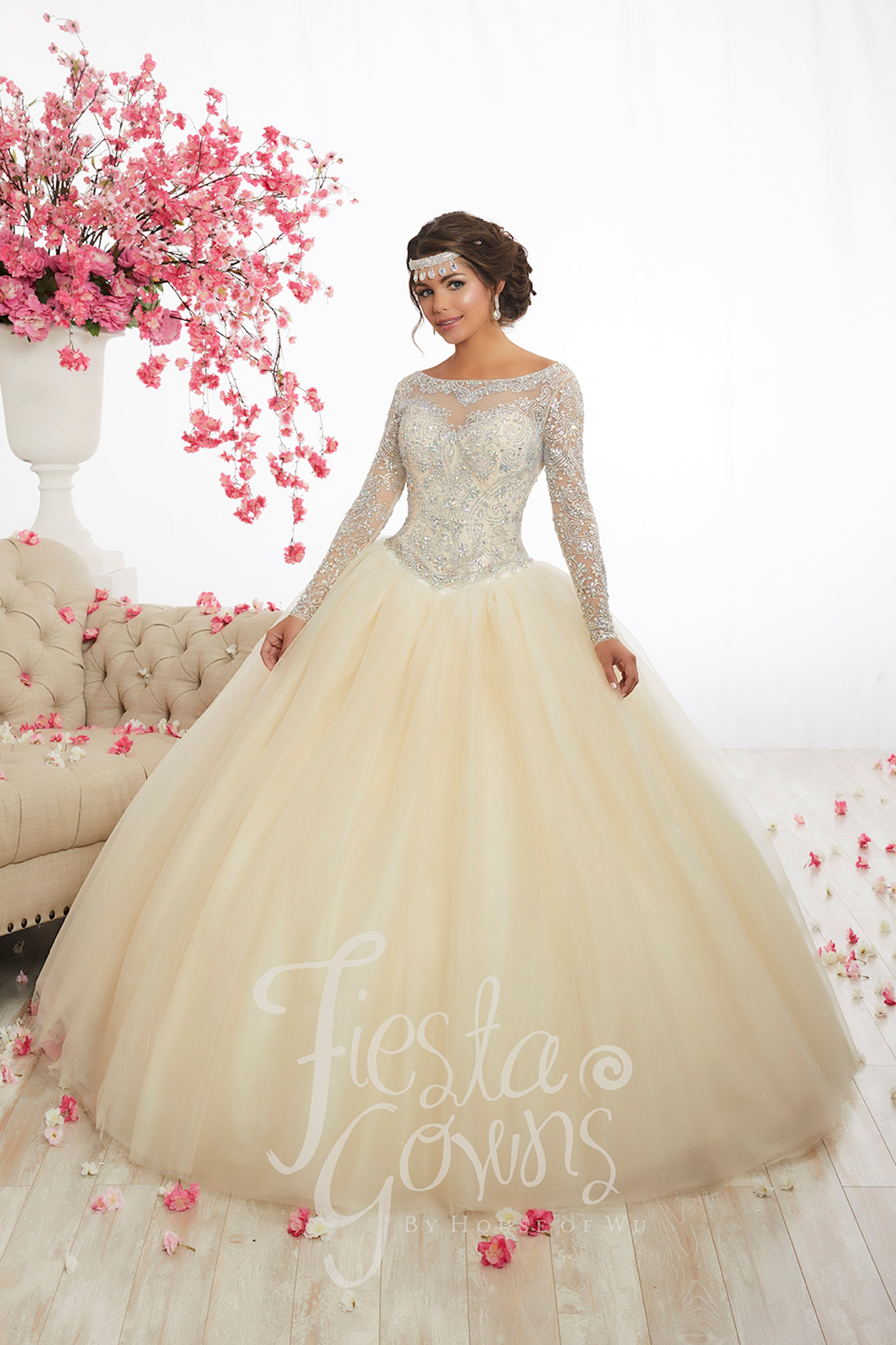 Fiesta Gowns - 56347 | The Ultimate
