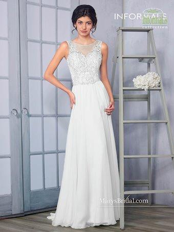 Mary's Bridal 2681